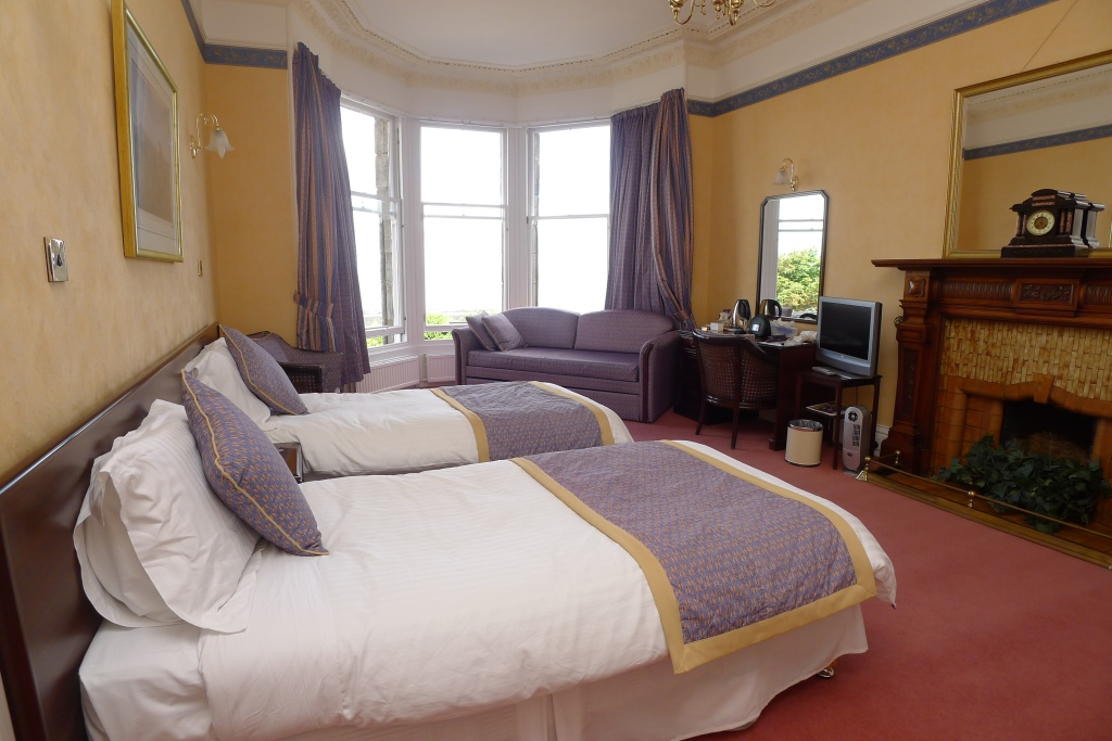 Hazelbank Double Bedroom